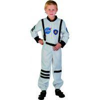 Made Dětský karnevalový kostým Kosmonaut 130-140 cm