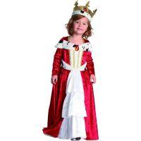 Made Dětský karnevalový kostým Královna 92-104 cm