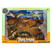 Made Dinosaurus kolekce 8 druhů
