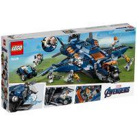 Lego Super Heroes 76126 Parádní tryskáč Avengerů  2