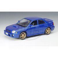 2002 Subaru Impreza WRX 1:24 Maisto