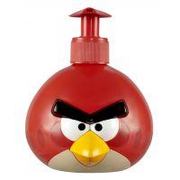 3D Angry Birda Tekuté mýdlo 400 ml Ruďas