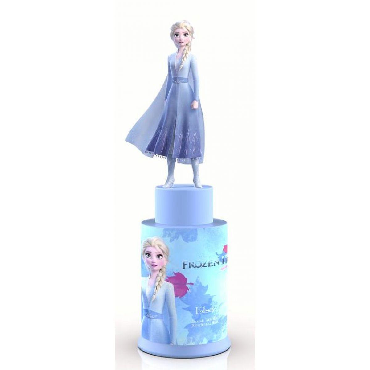 3D Disney Frozen 2 koupelový a sprchový gel 300 ml