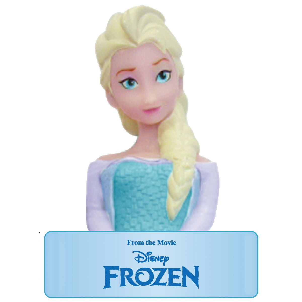 3D Disney Frozen sprchový gel Elsa 200 ml