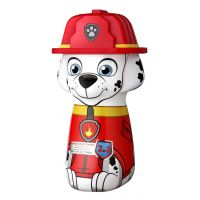 3D Paw Patrol sprchový gel 400 ml Marshall