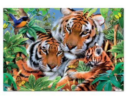 3D Puzzle Kids Tygři 63 dílků