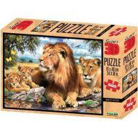 Prime 3D Puzzle Lvi 500 dílků