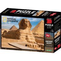 3D Puzzle Sfinga 500 dílků