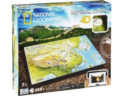 4D Cityscape National Geographic Starověká Čína