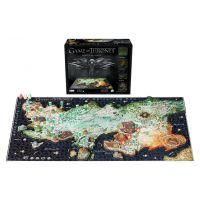 4D Cityscape Puzzle Hra o Trůny Esso 1350d