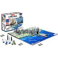 4D Cityscape Puzzle Chicago 2