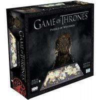 4D Cityscape Puzzle Hra o Trůny Game of Thrones