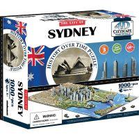 4D Cityscape Puzzle Sydney