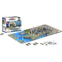 4D Cityscape Puzzle Sydney 2