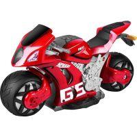 EP Line 4D RC Magická řídítka s motorkou červená