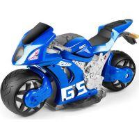 4D RC Magická řídítka s motorkou modrá