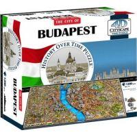 4DCityscape Puzzle Budapešť 2