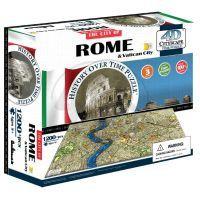 4D City Puzzle - Řím