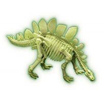 4M Industrial Development Dinosaurus skládací kostra Stegosaurus 2