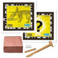 4M Industrial Development Dinosaurus skládací kostra Stegosaurus 3