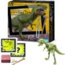 4M Industrial development Dinosaurus skládací kostra Tyrannosaurus Rex 2