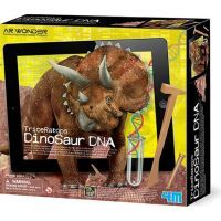 4M Industrial Development Dinosaurus skládací kostra Triceratops
