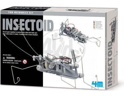 4M Industrial Development Hmyzí robot