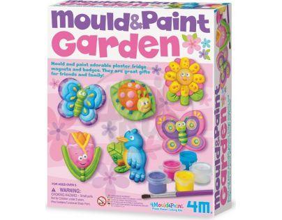 4M Sádrové odlitky Zahrada
