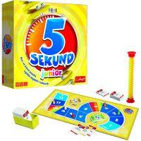 Trefl 5 Sekund junior společenská hra CZ verze