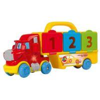 ABC Nákladní auto s autíčky 2