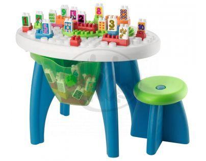 Abrick 1590 Stůl se stoličkou s kostkami