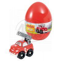 Abrick 16108 Velikonoční vejce s autíčkem - Hasičské auto