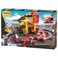Abrick 3042 Závodní okruh s garáží 2