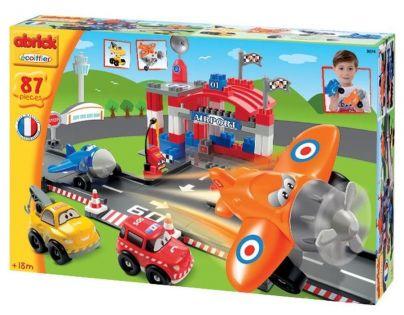 Abrick 3074 Rychlé auta - Letiště 87ks