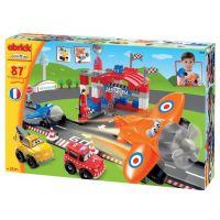 Abrick 3074 Rychlé auta - Letiště 87ks 2