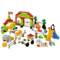 Abrick 3077 Zoologická zahrada 98ks
