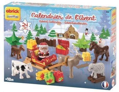 Abrick 3109 Abrick Adventní kalendář