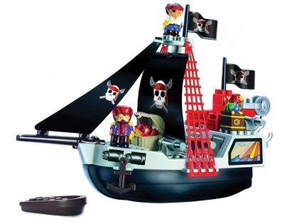 Abrick 3130 Pirátská loď 29ks