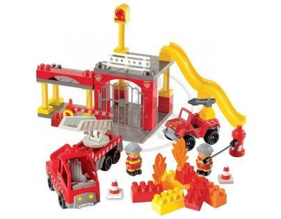 Abrick 3149 Požární stanice 69ks