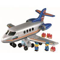 Abrick 3155 Dopravní letadlo 30 dílů - Poškozený obal