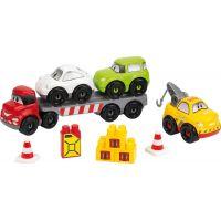 Abrick 3245 Transportér + 3 auta 38 ks