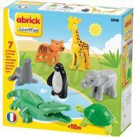 Abrick 3248 Zvířatka ze ZOO