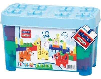 Abrick Maxi 7781 Kostičky zvířátka v boxu