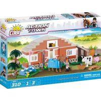 Cobi Action Town Farma 310 kostek
