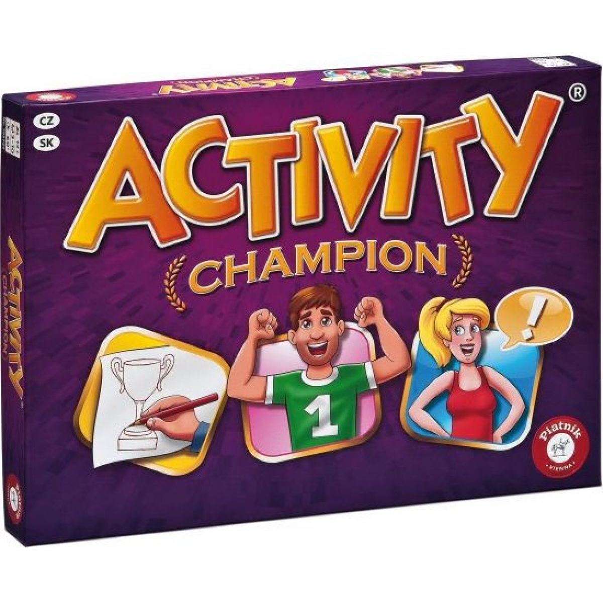 Piatnik Activity Champion