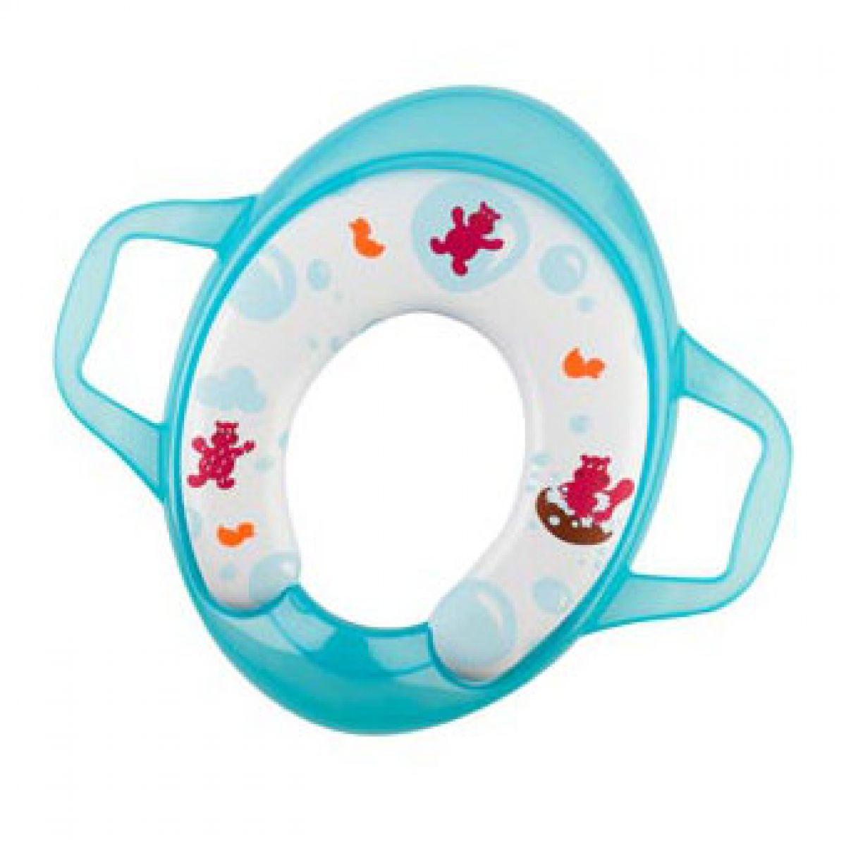 Adaptér na WC s úchyty Hippo Babymoov