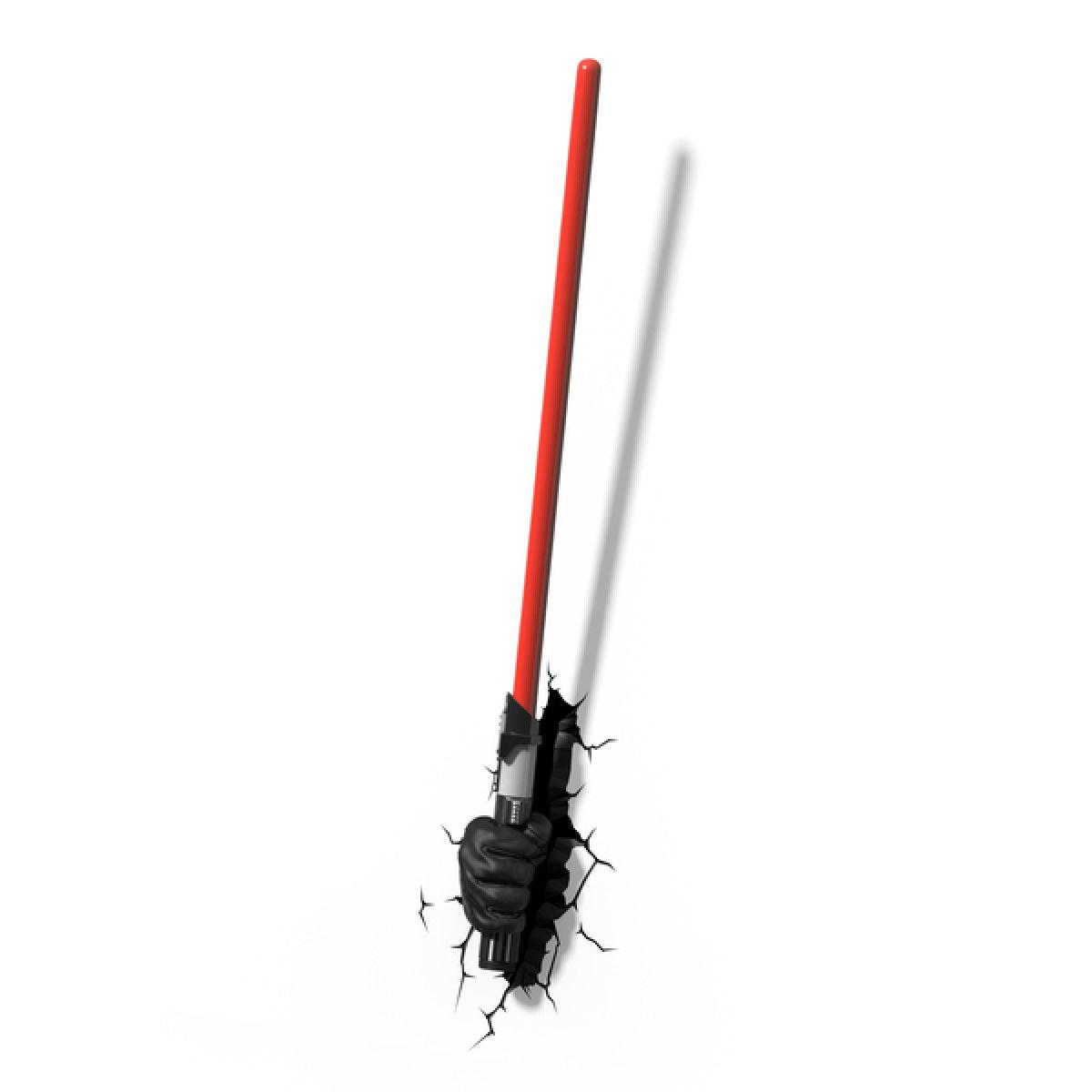 ADC Black Fire Star Wars 3D světlo EP7 Darth Vaderův světelný meč