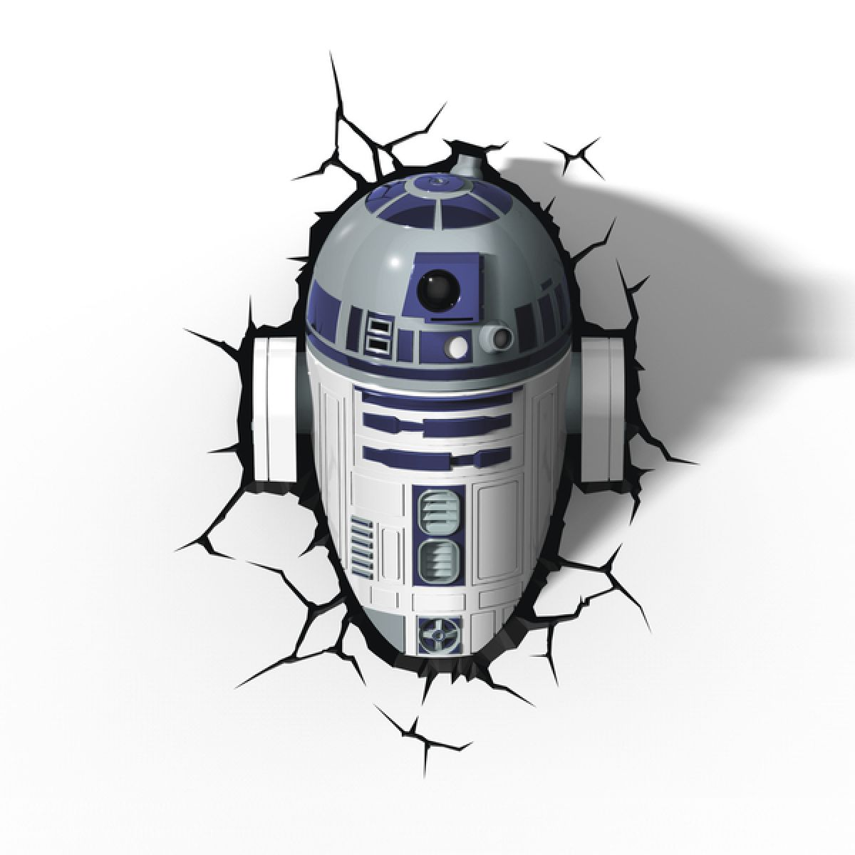 ADC Black Fire 3D světlo EP7 Star Wars R2D2