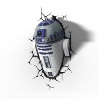 ADC Black Fire 3D světlo EP7 Star Wars R2D2 3