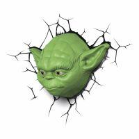 ADC Black Fire 3D světlo EP7 Star Wars Yodova hlava 3